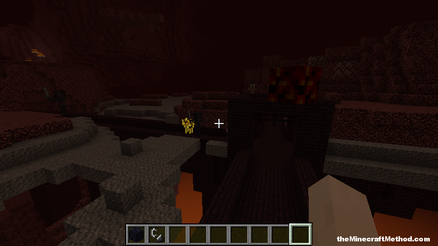Minecraft Nether World Seed