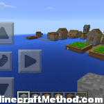 Waterworld Village for MCPE
