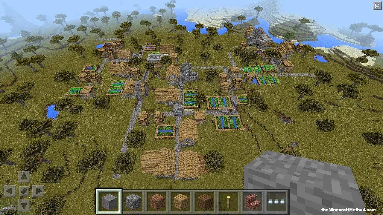 NPC Village for PE Seeds