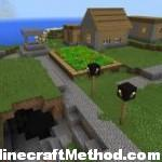 Minecraft PE : Epic Island Village Seed