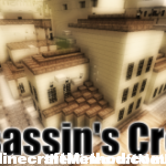 Minecraft Parkour Maps: Assassins Creep