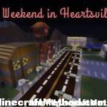 Minecraft Adventure Maps: Weekend in Heartsville
